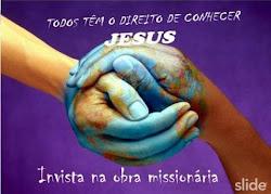 Invista em Missões!