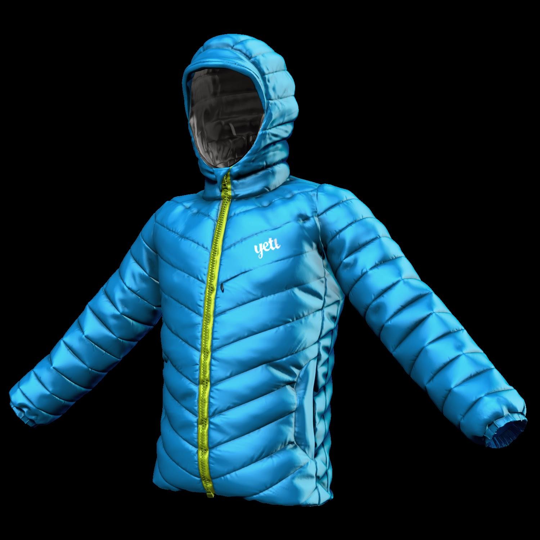Gocharacters: Jacket, Company: GlobalFun