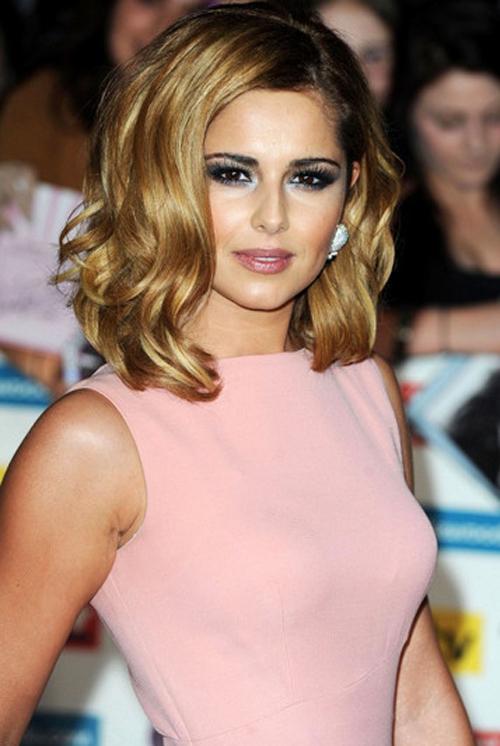 Cheryl Cole Haircuts 13