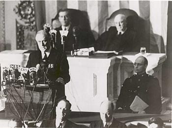 FDR Day of Infamy Speech