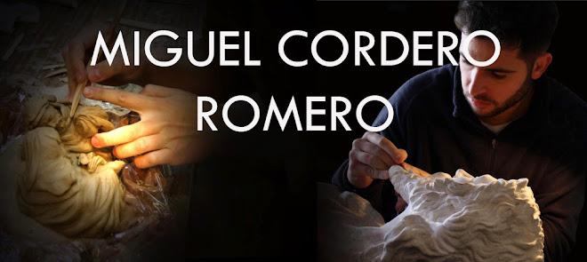 Miguel Cordero Romero Escultor-imaginero y pintor