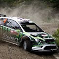 Auto de carreras - Ford dirty race