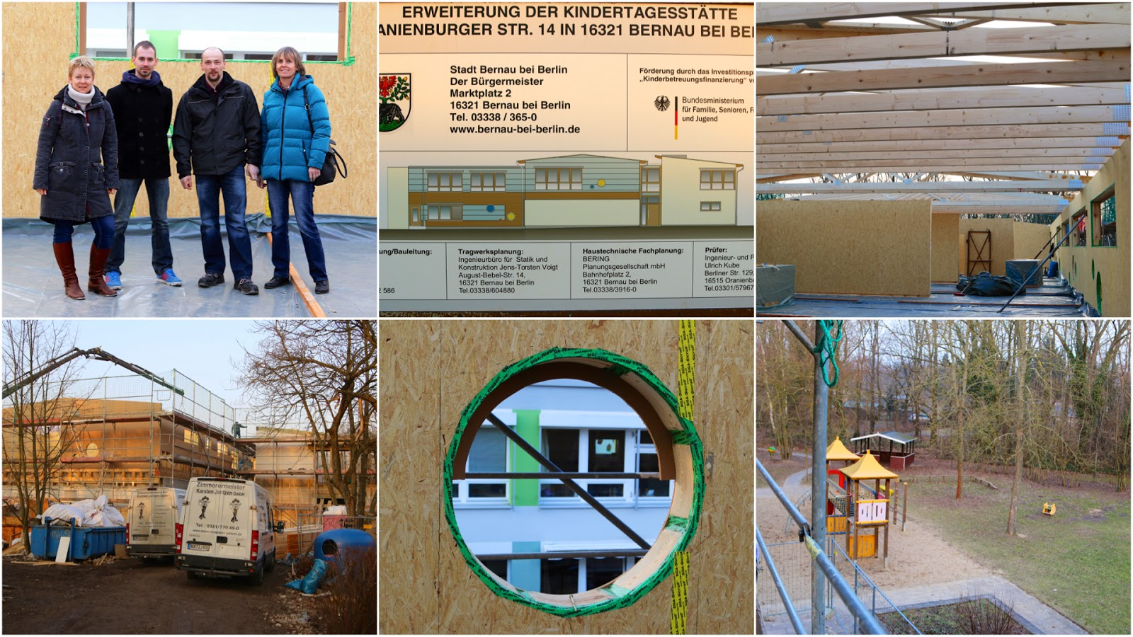 Vor Ort: Montessori Kindergarten und Kita-Situation in Bernau ...