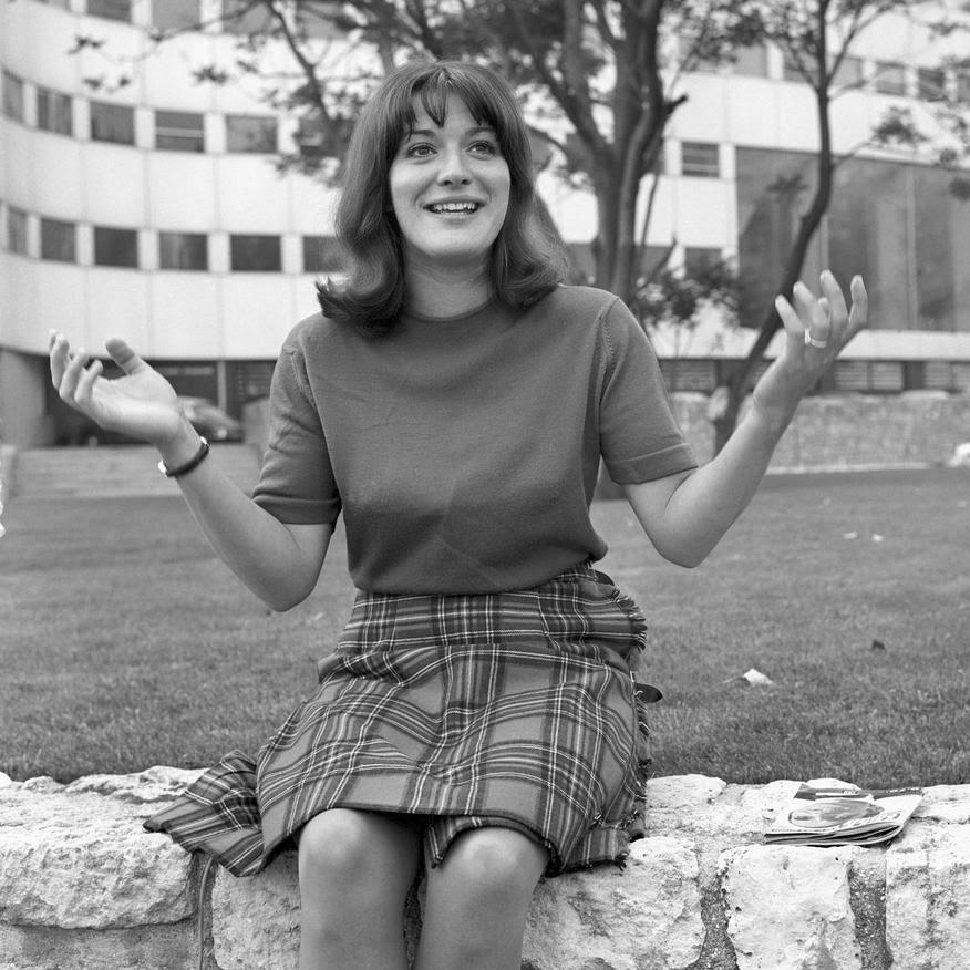 L'ancienne speakerine Anne-Marie Peysson est décédée