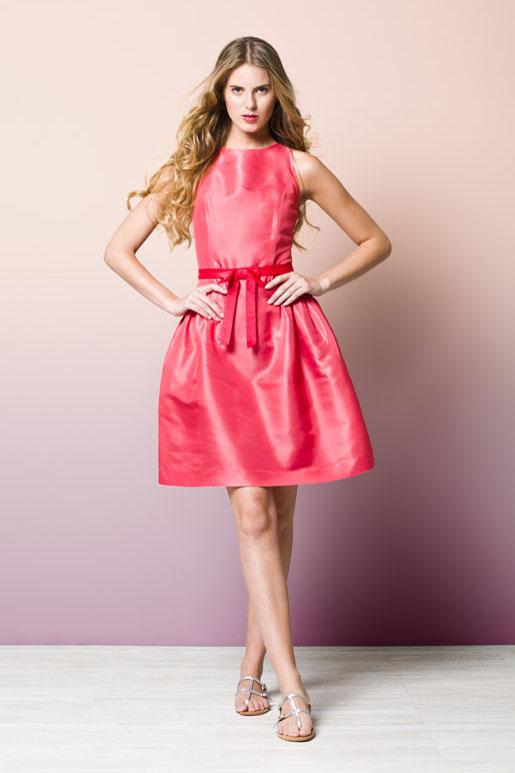 Una novia diferente: Caramelo: vestidos de fiesta cortos 2013