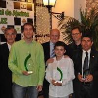 Paco Vallejo campeón del I Torneo Internacional de Ajedrez Bahía Feliz 2011