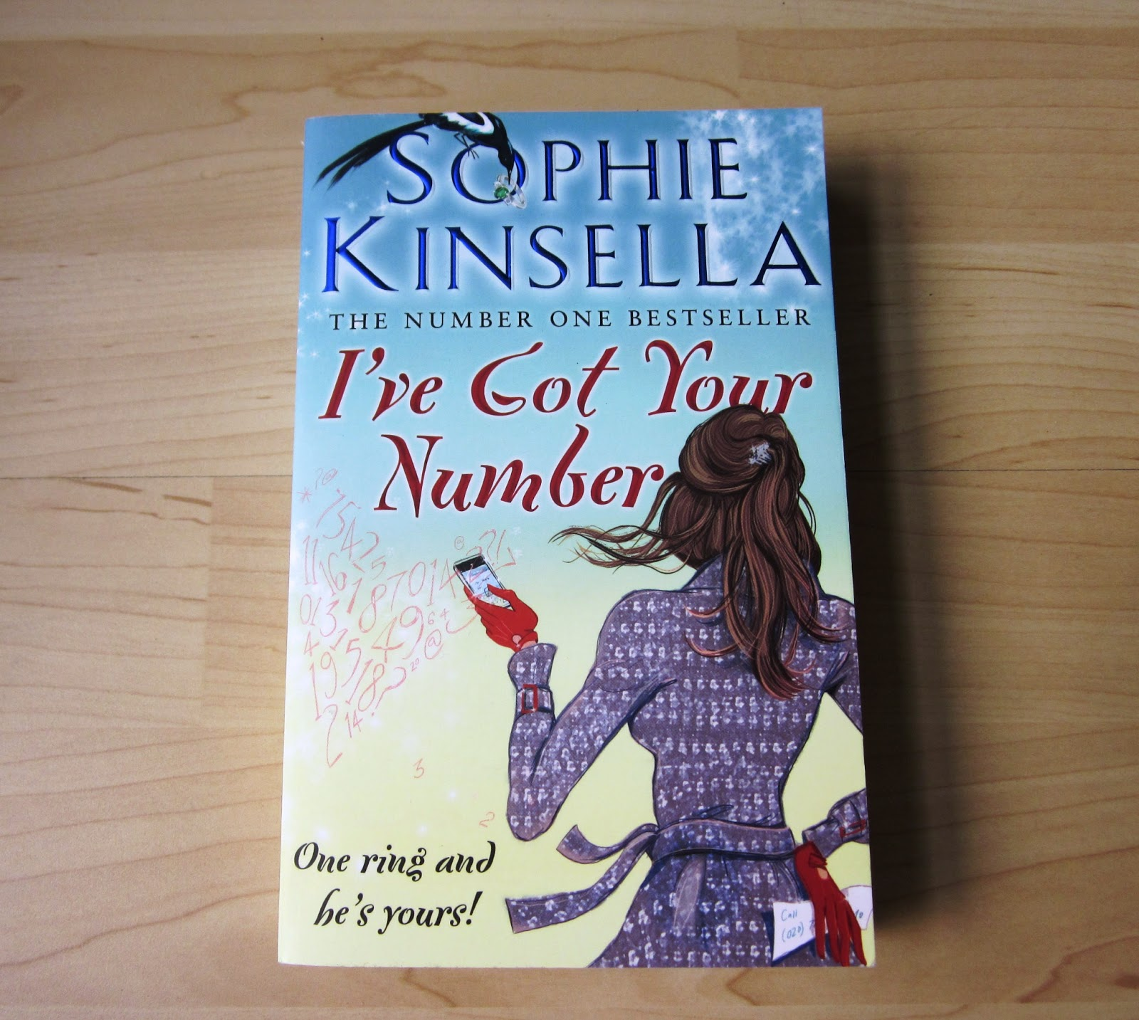 sophie kinsella i ve got your number pdf