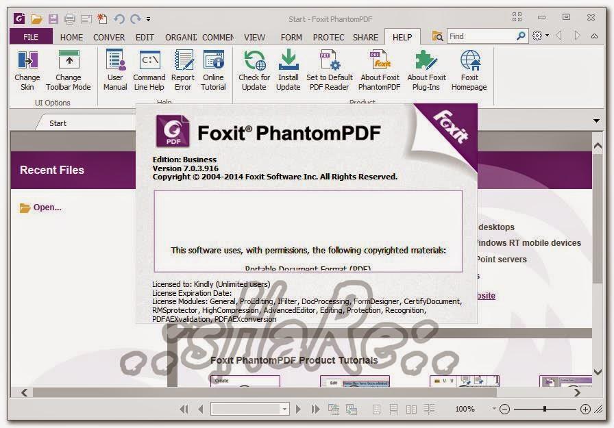 foxit phantompdf download