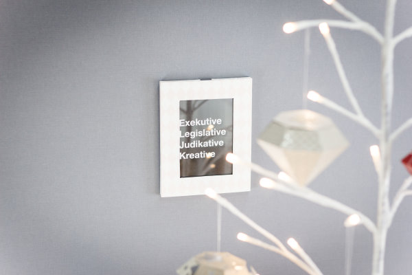 Kreativ! DIY Diamanten aus Papier