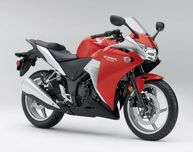 Honda Cbr Terbaru