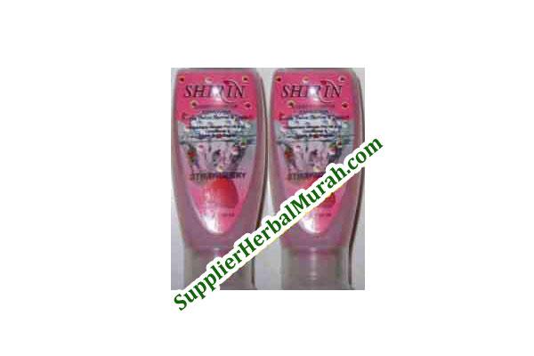 Shirin Shampo Strawberry untuk Anak