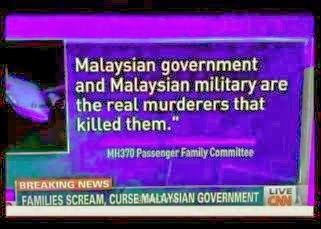 tragedi MH370, offensive CNN statement, boikot CNN