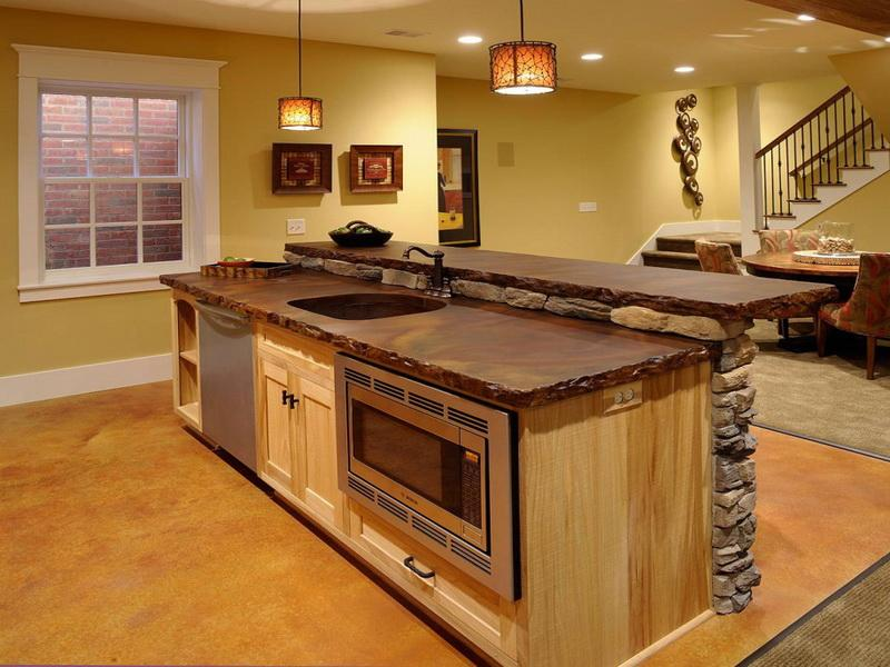 Of Home Interiors And Garden Functional Ideas For Kitchen Islands