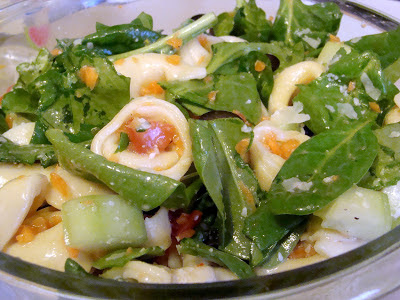 Easy summer recipe: tortellini salad