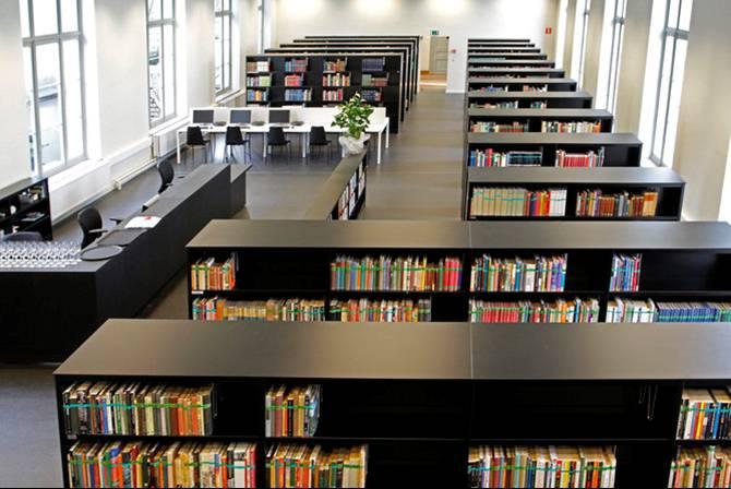 De honingpot de open bibliotheek van morgen - Idee bibliotheek ...
