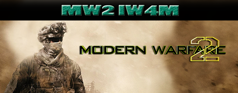 fourDeltaOne.tk - Home: Modern Warfare 2