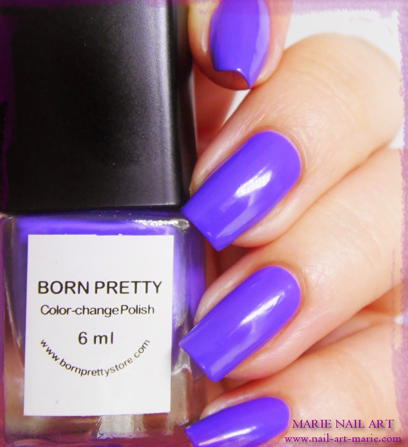 color change polish 104 born pretty strore4