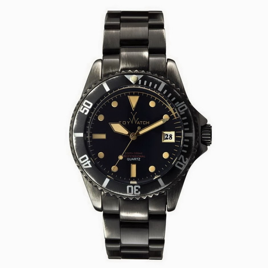 oceanictime toy watch vintage military diver