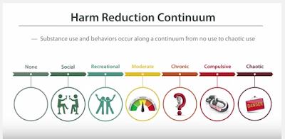 harm reduction continuum