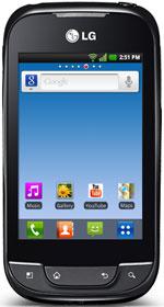 LG Optimus Dual P698