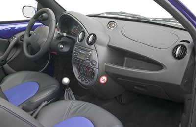 Ford ka - Interior ford ka ...
