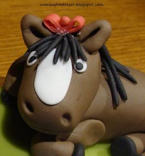 Hästtårta