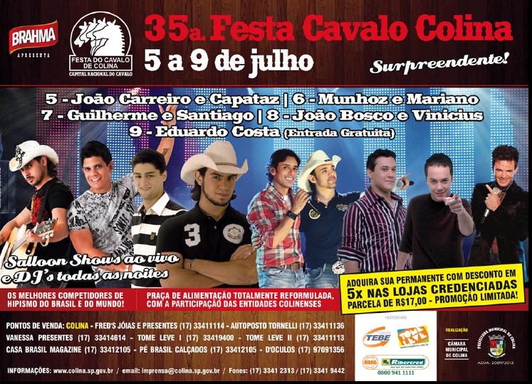 Festa do Cavalo 2012