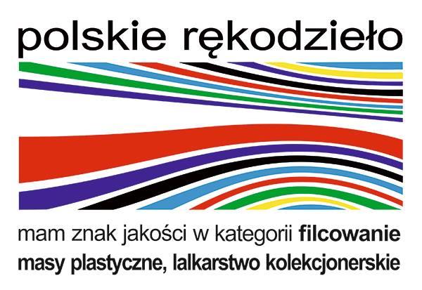 Uzyskałam prawo używania znaku dobrego polskiego rękodzieła