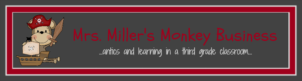 Mrs. Miller's Monkey Business