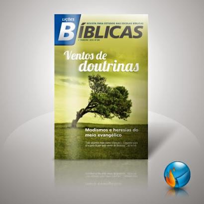 LIÇÃO BÍBLICA - VENTOS DE DOUTRINAS