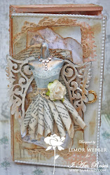 Shabby Chic Altered Cigar Box