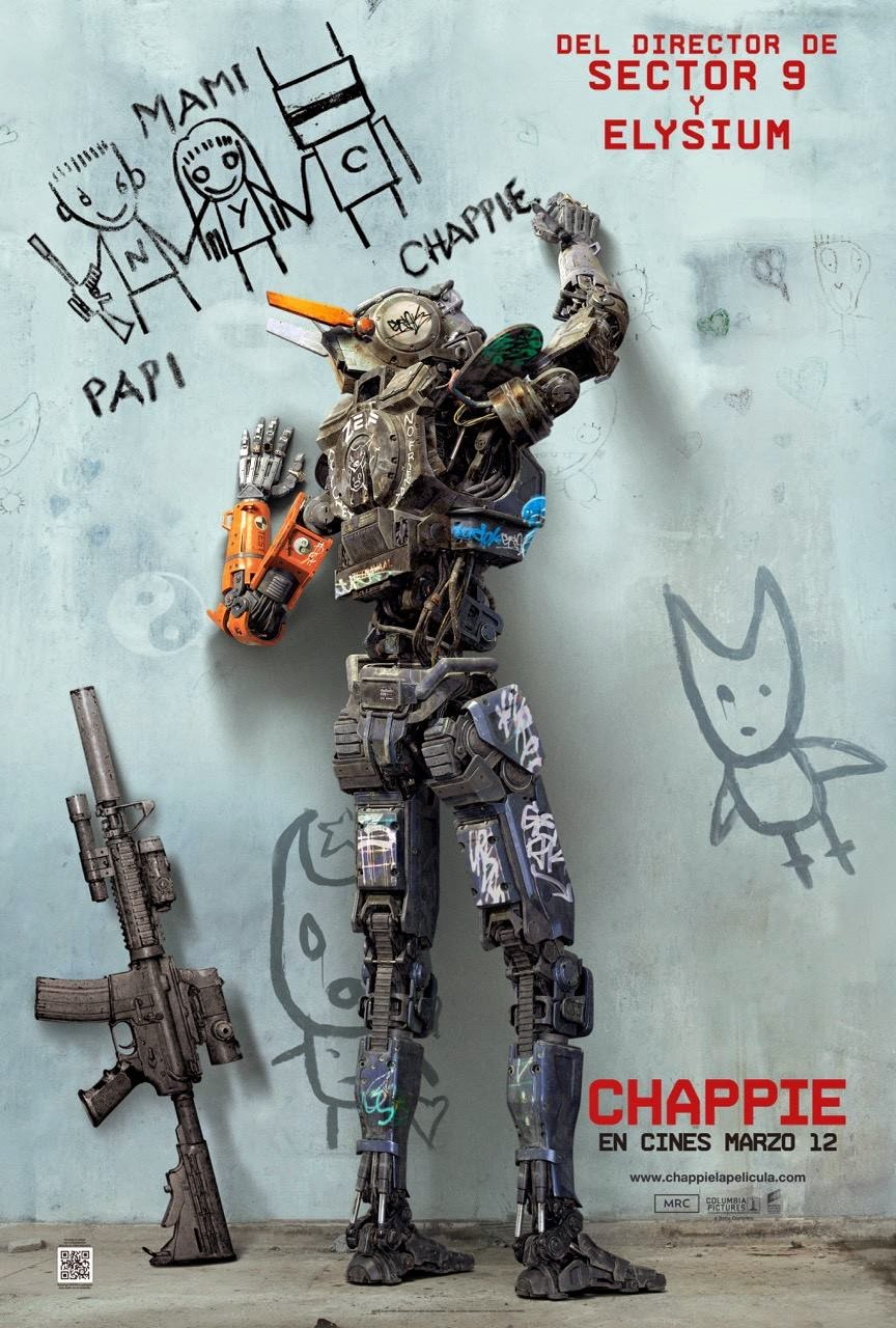 CHAPPIE Chappie_Teaser_Poster_Oficial_Latino_JPosters