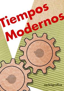 tiempos modernos,ilustracion y diseño en sevilla,ilustración  editorial,ilustrador sevillano