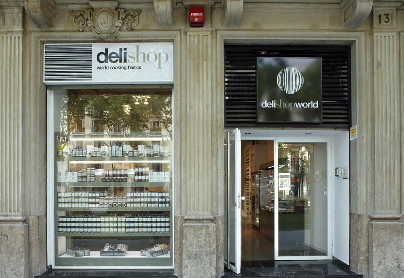 tienda gastronómica Delishop