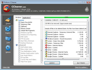 Download CCleaner Terbaru Versi 3.19