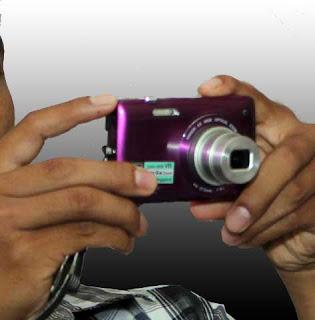 Gambar yang menampilkan cara menghasilkan foto yang baik dengan kamera pocket