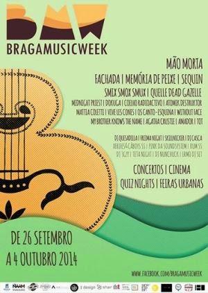 BRAGA MUSIC WEEK 2014