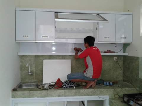 Jasa Pembuatan Kitchen Set Di Klaten Dan Jogja