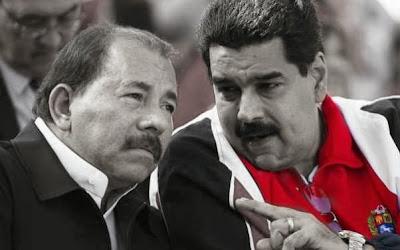 Maduro y Ortega | Copolitica