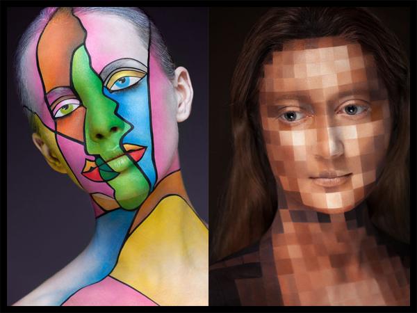 Veronica Ershova e Alexander Khokhlov - 2D or not 2D