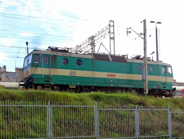 "Škoda ČD 163 046-6 ""Kasia"""