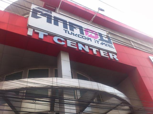 "IT-центр ""Тукком"" в Паттайе"