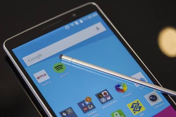 O LG G4 Stylus é uma boa opção para desempenhar tarefas diárias