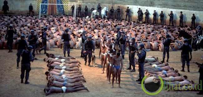 Penjara Candiru di Brazil