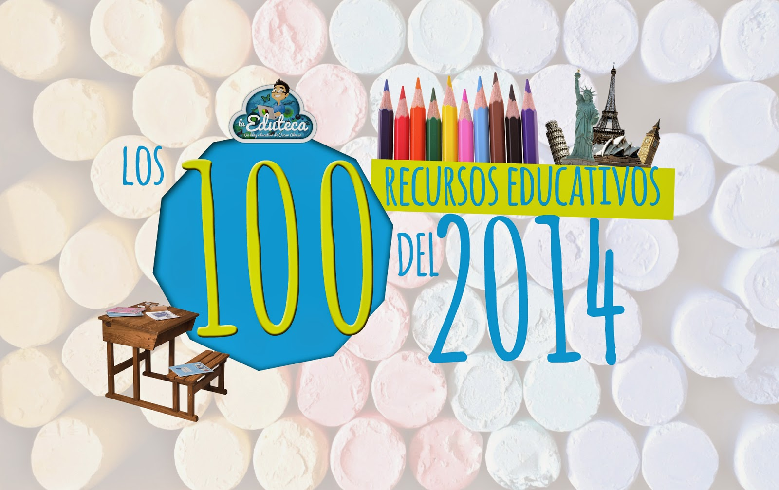 RECURSOS EDUCATIVOS DE 2014