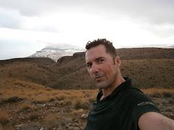 "Visitando a mi montaña ""vecina"".Foto Daniel Espadafor."