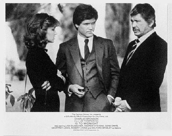If Cannon Films had three crown jewels in their film empire, Bronson would be one of them, Chuck Norris the second (Delta Force, Invasion U.S.A., ...