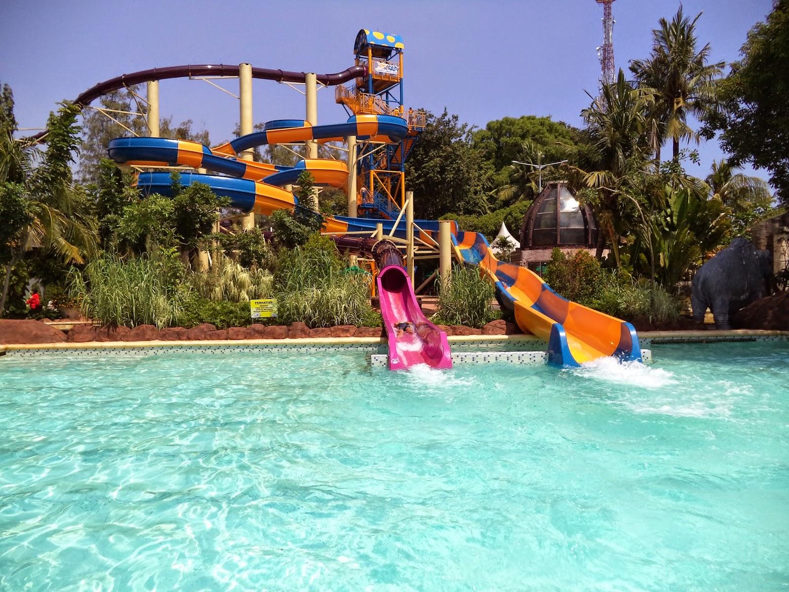 Water Park Ancol Ancol Theme Park Atlantis