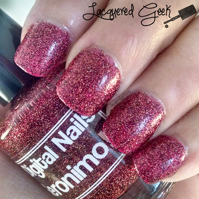Geronimo from Digital Nails swatch