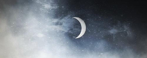 Sigo buscando la luna.